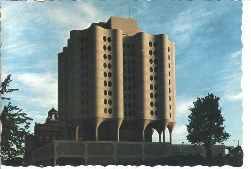 'Ultra Modern' St Joseph Hospital Tacoma Washington 1970s Vintage | eBay