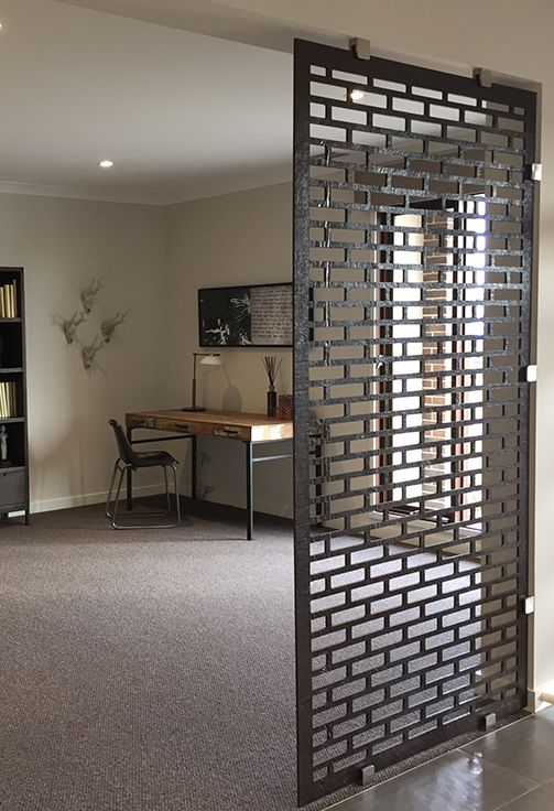 Captivating Laser Cut Room Divider Screens By QAQ Create Sophisticated Spaces In An  Open Plan Home. Pictures