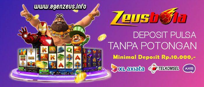Pin Di Slot Deposit Pulsa 10000 Tanpa Potongan