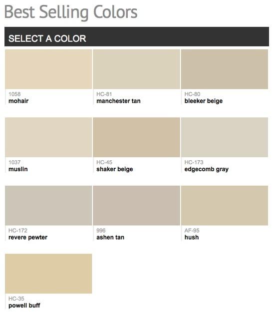 53 best new house paint colors images on pinterest