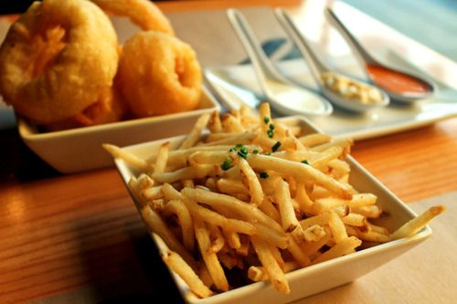 delicious, French Fries, and fries image