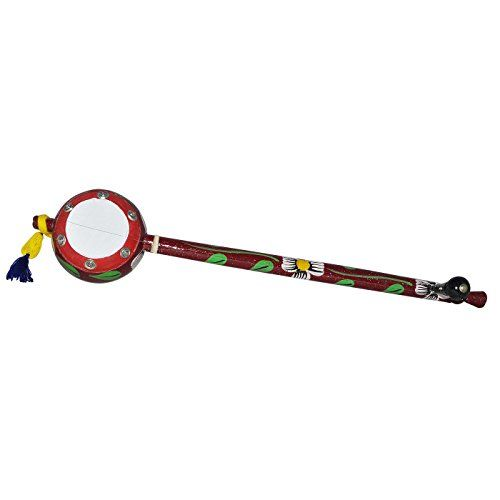 Wooden Ektara Single String Indian Musical Instrument DakshCraft http://www.amazon.com/dp/B00VI21Y1I/ref=cm_sw_r_pi_dp_KKQCvb0ZF0W53