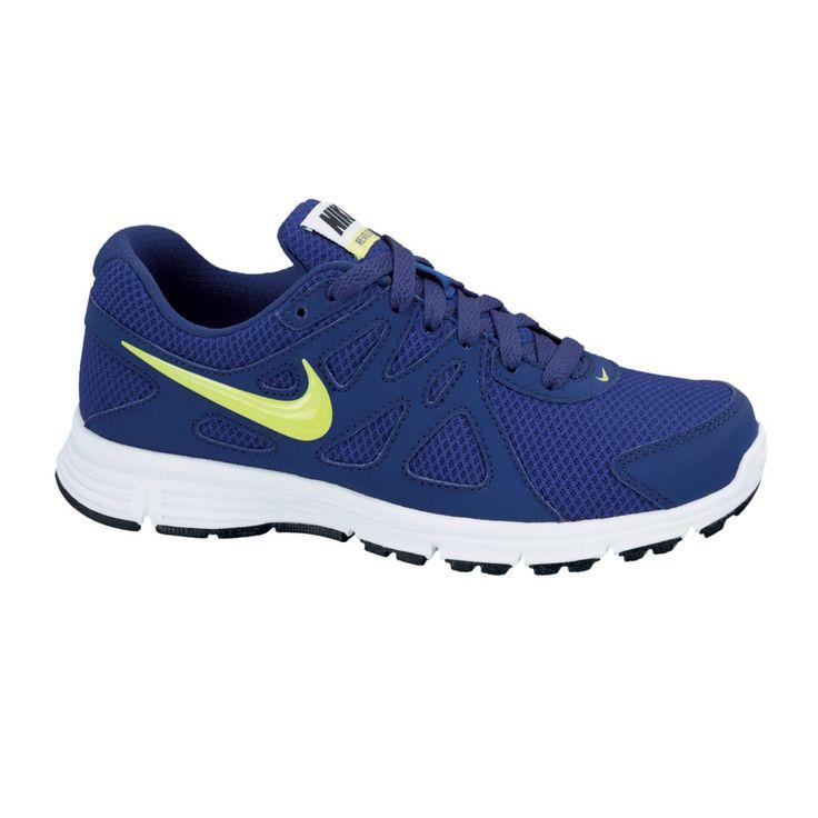 Nike Revolution 2 GS chaussures de running cuir et mesh femme.  Préparez-vous à