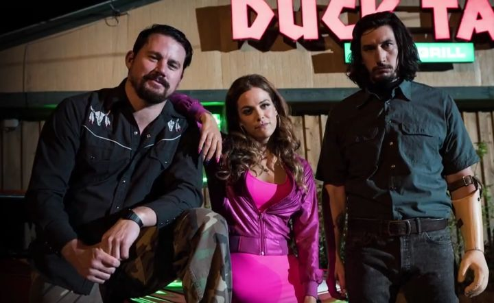 Channing Tatum and Adam Driver Team up for a Heist in First Logan Lucky Trailer #Entertainment_ #iNewsPhoto