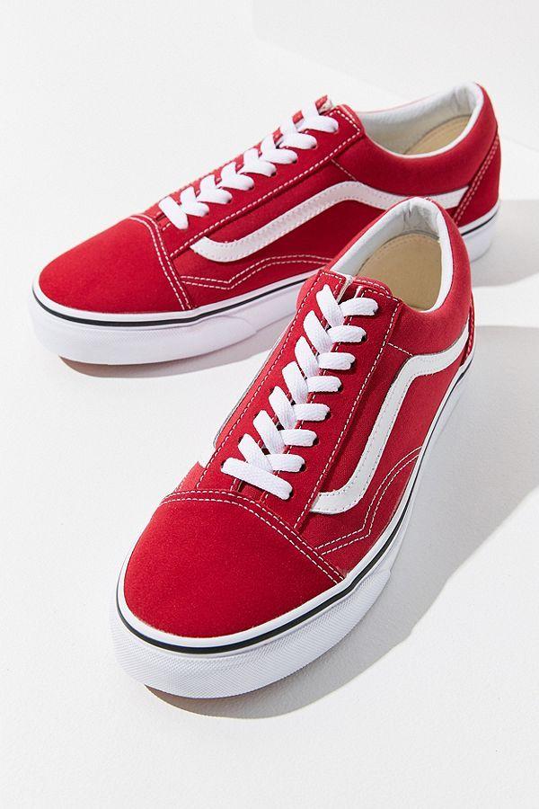 Slide View: 1: Vans Old Skool Suede + Canvas Sneaker | Vans