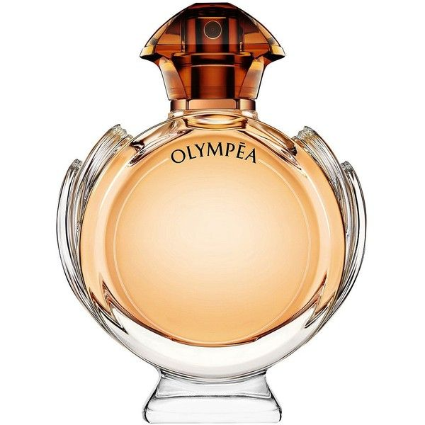 Paco Rabanne Olympea Intense Eau de Parfum (335 BRL) ❤ liked on Polyvore featuring beauty products, fragrance, eau de parfum perfume, flower fragrance, flower perfume, paco rabanne perfume and blossom perfume