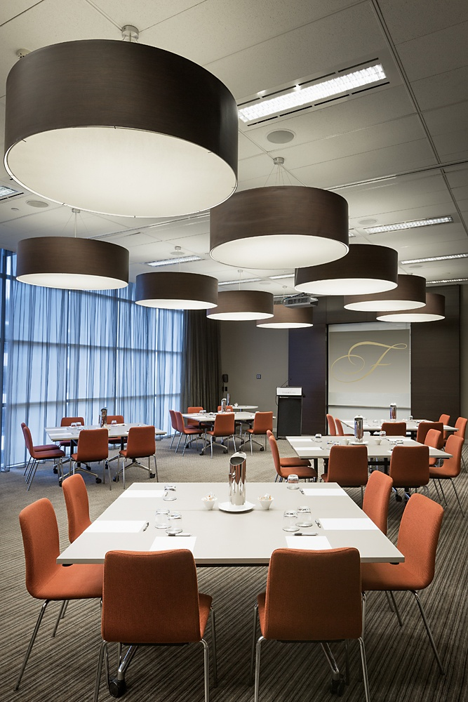 Fraser Suites Sydney offers stylish modern conference rooms with natural light and spacious 5 star accommodation in the centre of Sydney. I love it and I've had some great feedback from my clients - view more at www.sydneyhotelconferences.com/Hotel-FraserSuites.htm
