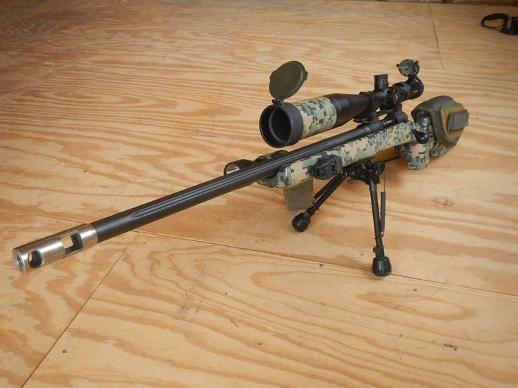 "#EPIC HomeMade"" Digital Camo: .308 WIN Savage Left-Hand+shooting steel @..Savage Arms."
