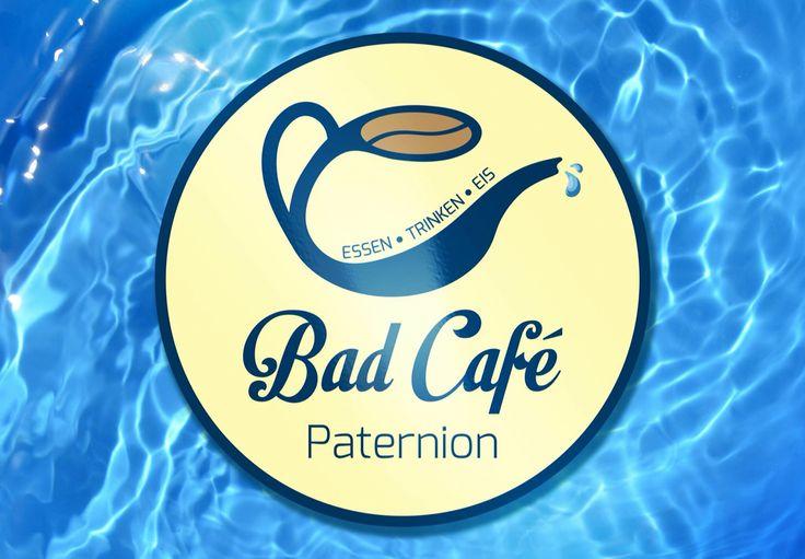 Logodesign für unseren neuen Kunden Bad Café Paternion. #logodesign #branding #logo #graphicdesign #grafikdesign