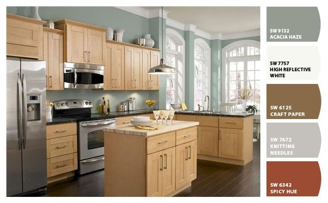 Painted Oak Cabinets Awesome Trend