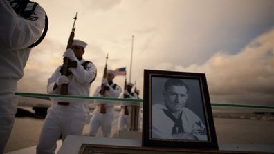Survivors of Pearl Harbor Attack to be Laid to Rest at Ships