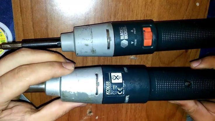 Come modificare un avvitatore da batteria a corrente for Modificare casa