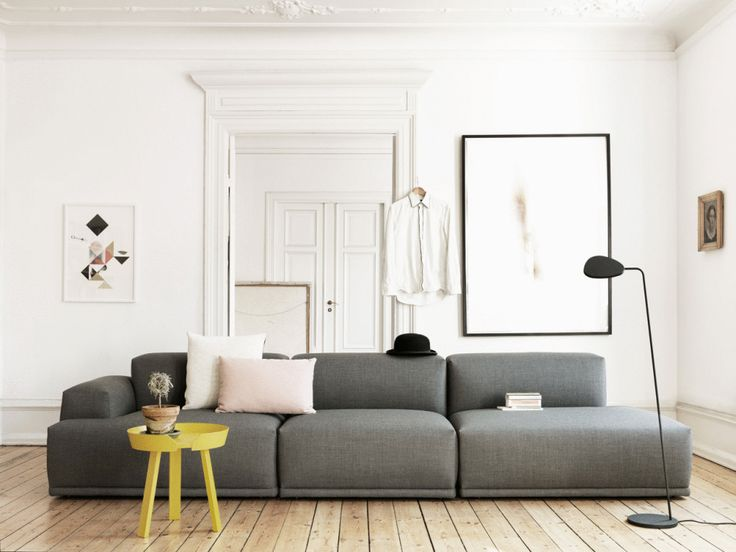 Connect modulsoffa Muuto
