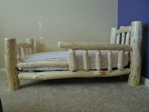 The 25 Best Rustic Toddler Beds Ideas On Pinterest Diy Toddler
