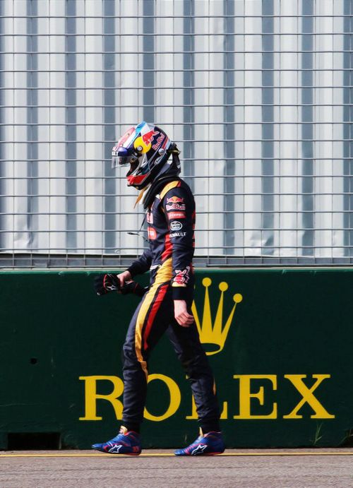 Max Verstappen at the Grand Prix in Melbourne ✿