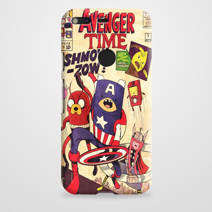 Avenger Time Google Pixel Case | casefantasy