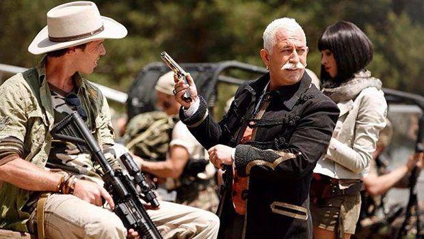 Cem Yılmaz'ın yeni filmi 'Ali baba ve 7 Cüceler'in fragmanı yayınlandı.