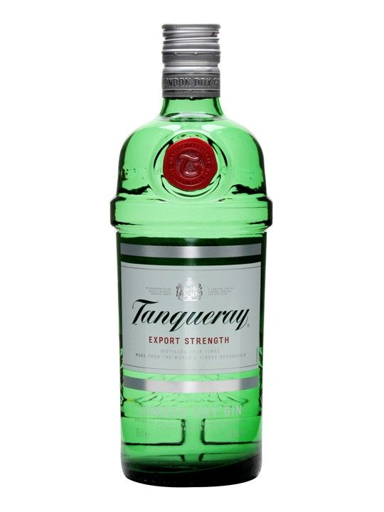 Tanqueray Export Strength (43.1%) Gin