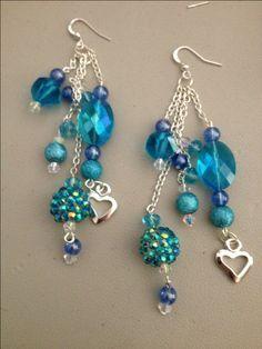 Diy Earrings Made Jewelry Making Ideas
