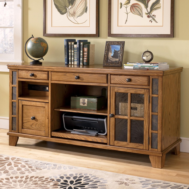 Kinley credenza by signature design by ashley furniture for S f furniture willmar mn