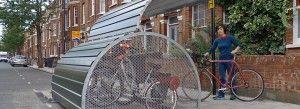 » Cykelparkering och cykelmiljö Saferoad Smekab AB