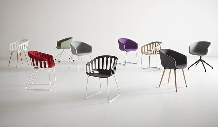 GABER | Basket |  The many colors, materials, upholstery and frame options  are a particularly strong feature that allow  this collection to be suitable for multiple purposes. But the Basket Chair is first and foremost strikingly  good looking. An armchair characterized by an elegant graphic composition based on alternations of full and empty spaces, conferring a strong personality, making it rich and at the same time delicate. The Basket Chair is inspired by the traditional wicker…