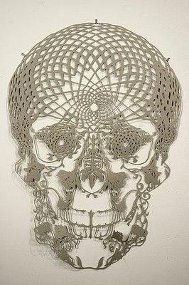 Philadelphia-based cut-paper Art