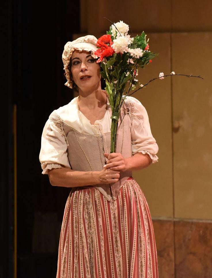 Laura Polverelli (Cherubino) - foto di Roberto Ricci