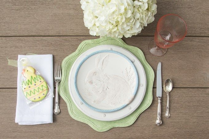 Celebrate Spring with a pretty pastel palette! Perfect for Easter brunch or Springtime soirees