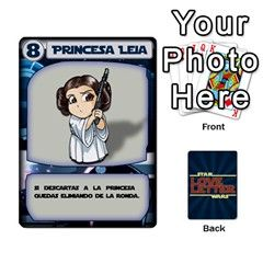 Love Letter Star Wars By Miguel   Playing Cards 54 Designs   Otluz8u2tsp0   Www Artscow Com Front - Spade2