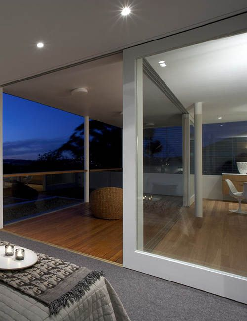 BELLEVUE HILL APARTMENT | alwill  #interiors #deck #outdoor #wood #view