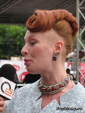 Амалия Мордвинова.