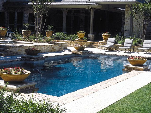 170 best pool ideas images on pinterest - Swimming pool builders houston tx ...