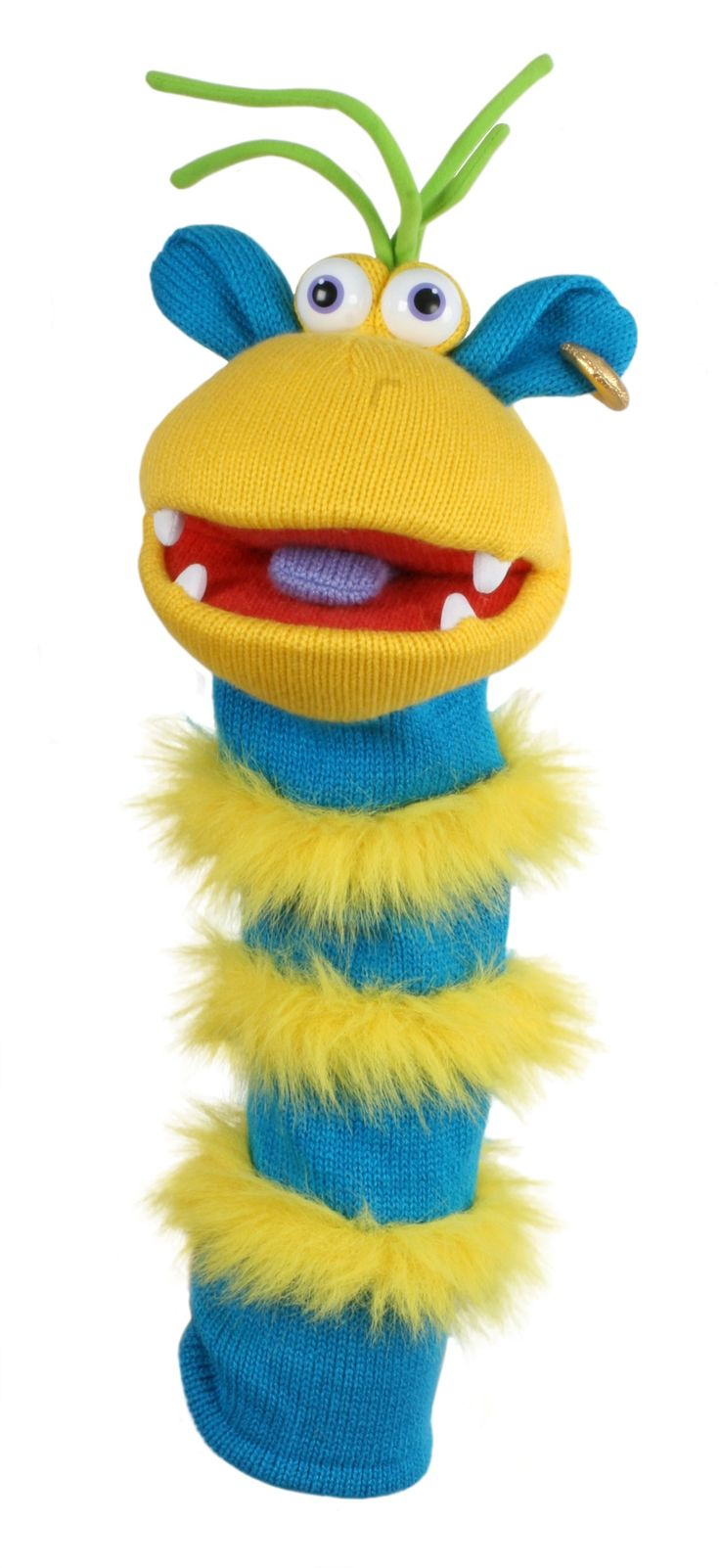 Sock puppet - RINGO from the Puppet Company