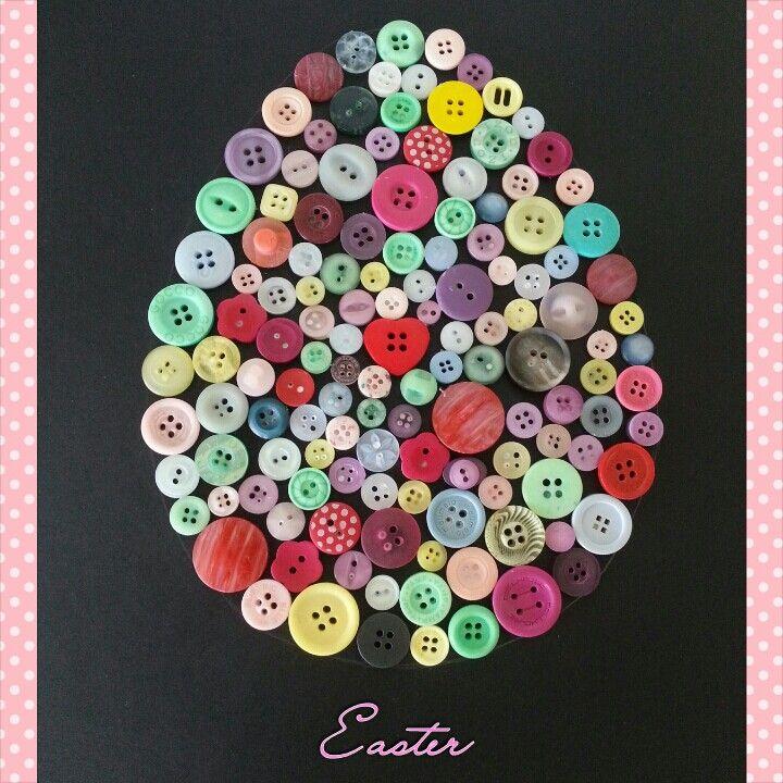 Our take on button art