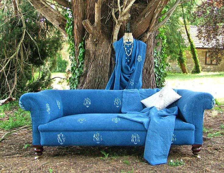 Chesterfield Sofa By Vintage 57 In Antique Hand Dyed