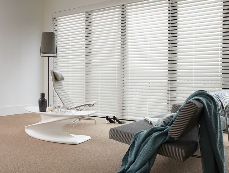 Luxaflex Wood Essence Blinds are made from polystyrene which provides resistance to fading, cracking and peeling, allowing the blinds to be used in areas with high humidity, high temperatures and direct sunlight.