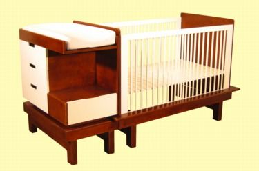 crib with changing table attached argington rocks casbah with sahara crib delphi changing. Black Bedroom Furniture Sets. Home Design Ideas