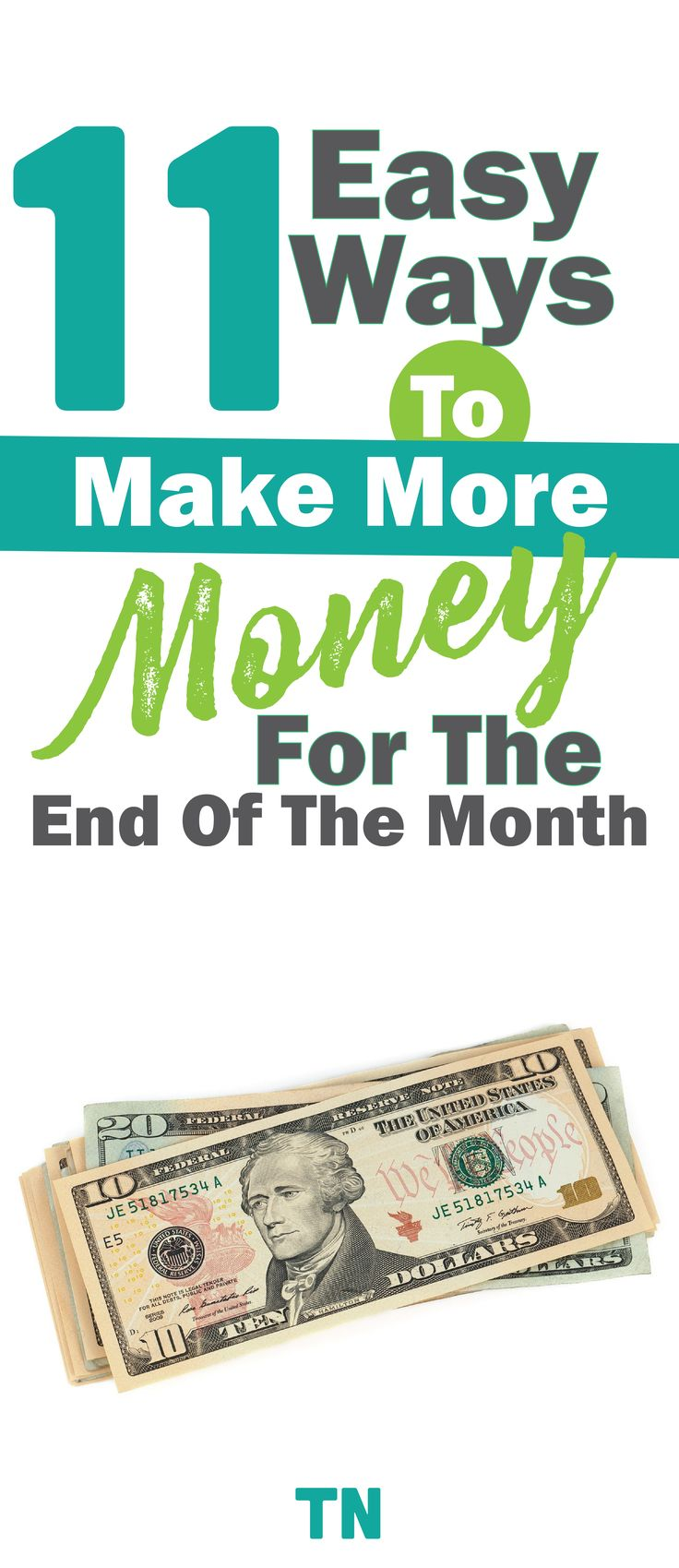 Easy Ways To Make More Money For The End Of The Month | Make Extra Money | Personal Finance | Work From Home | Extra Income | Extra Cash | Make Money Online |