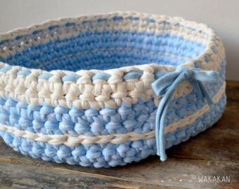 Dome Cat Bed Crochet Patterns