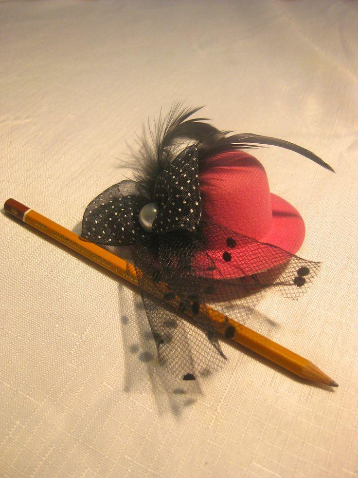Kat's tiny hat