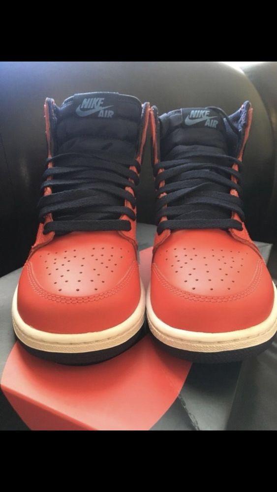 free shipping c8f2f e9bc0 Air Jordan 1 David Letterman #fashion #clothing #shoes ...