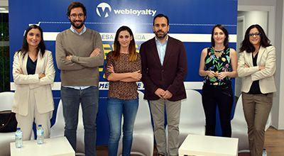 Webloyalty reúne a expertos para debatir sobre el Presente y futuro en el mercado de las apps