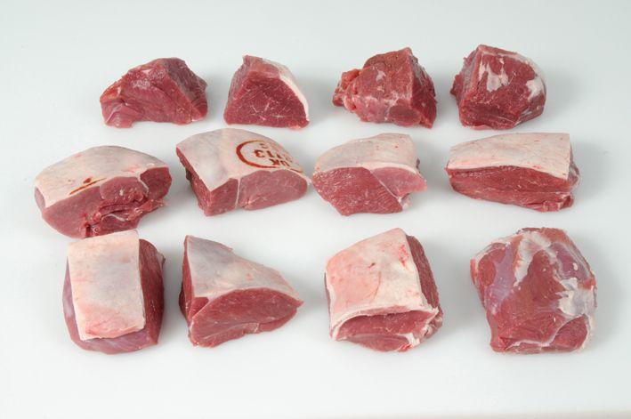 La versatilidad en los cortes de carne permiten crear raciones que se adaptan a todo tipo de situaciones: raciones individuales, para parejas y para grupos más numerosos #gastronomía