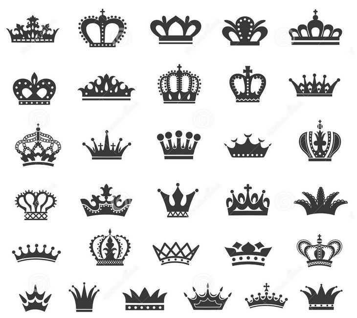 20 Drawings Princess Crown Tattoos Fingure Ideas And Designs