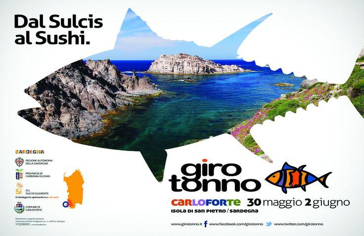 È variegato il mondo che ruota attorno alla tonnara e che per quattro giorni si riunisce a Carloforte in occasione del Girotonno