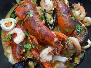 Mariscada - Portuguese Shellfish Stew