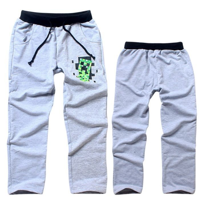 Minecraft Creeper Boys Sporting Pants#Yupoo makeup #cosmetic
