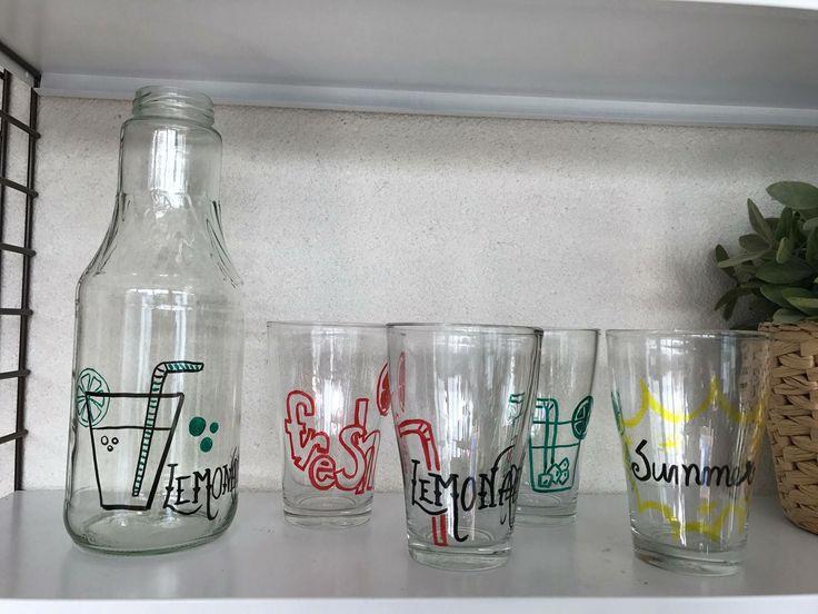 Servies decoreren workshop.  www.zusjesscreatief.nl