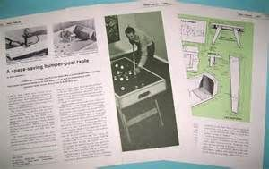 Free Bumper Pool Table Plans - The Best Image Search
